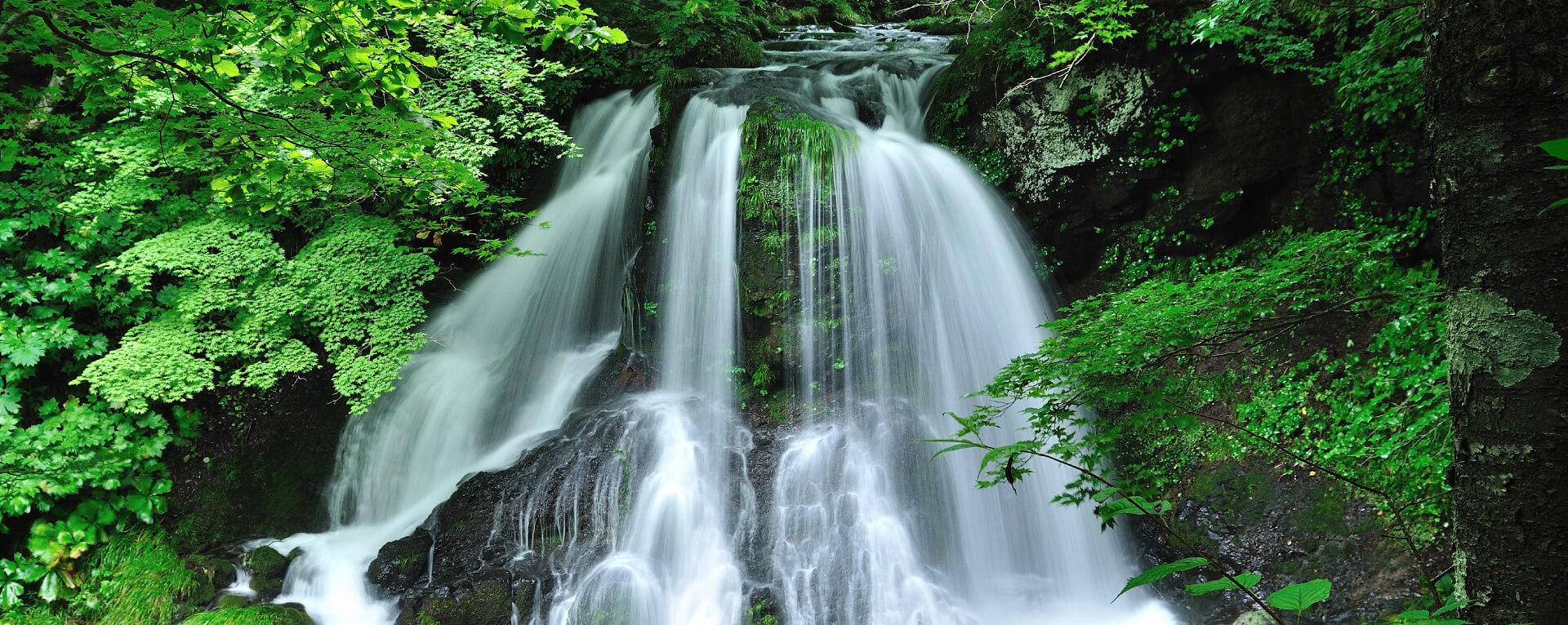 六ヶ所村内 滝